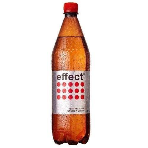 12 Flaschen a 1000mlL Effect Energy Drink Effekt inc. 3,00€ EINWEG Pfand Energie