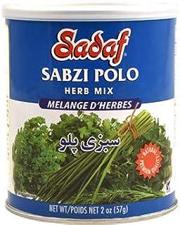 Sadaf Sabzi Polo - Dried Herbs, 2 oz. ( pack of 3 )