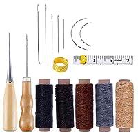 Toporchid 16ピース/セット手縫いスーツ手縫いスーツクラフトパッケージ手作りツール家庭用アクセサリー