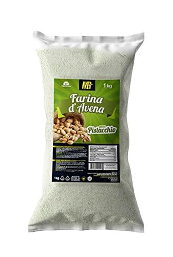 MG Food Farina di Avena Aromatizzata al gusto Pistacchio - 1kg