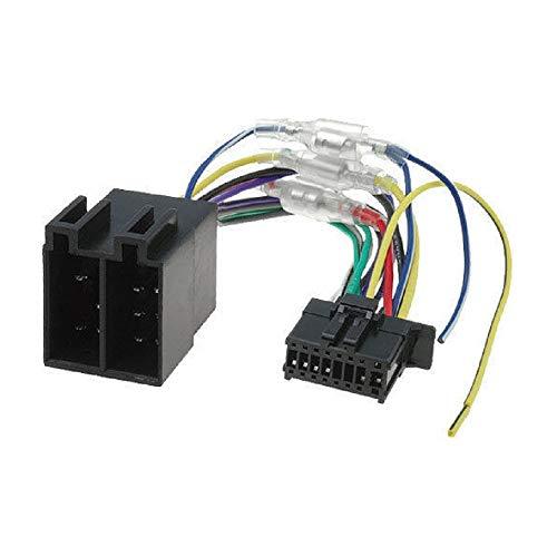 TechExpert - Cavo iso per Pioneer 16 Pin serie AVH MVH