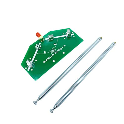 Vaorwne DIY Kits Positive V Horn Antenne V -Dipol Antenne - V1 Frequenz 78M-1 GHz
