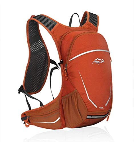 Escursioni sacchetto sigillato esterno alpinista zaino,arancia