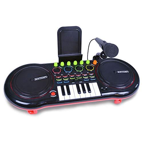 Bontempi-15 4900 Organo ELECTRONICO DJ Mixer CONEXIÓN MP3 con Efectos...