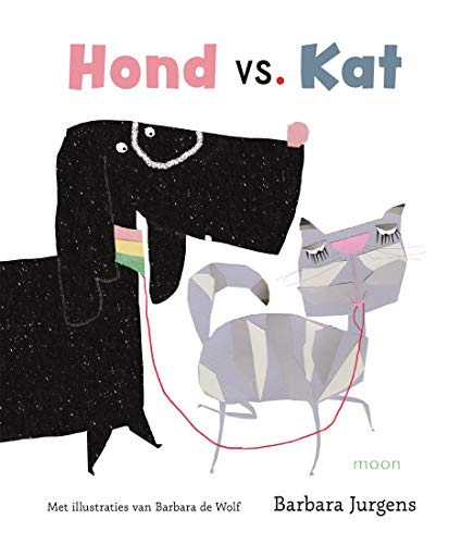 Hond vs. Kat (Dutch Edition)