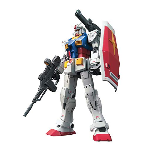 Bandai Hobby Gundam The Origin: #26 RX-78-02 Gundam (The Origin Ver.), HG TheOrigin 1/144, Multi