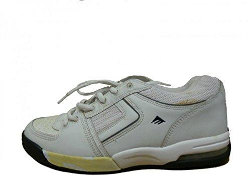 Emerica Skateboard Schuhe White 1 B Ware, Schuhgrösse:47