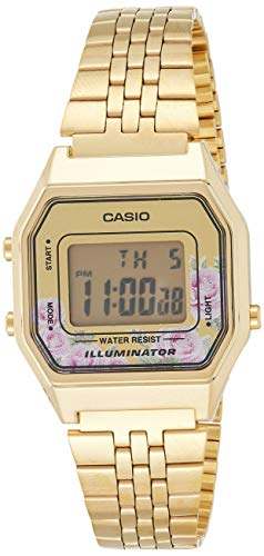 Casio LA680WGA-4C Women