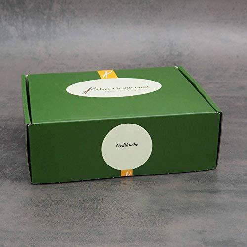 Altes Gewürzamt Gewürze Geschenk-Box Grillen + Beef Grillbuch - VK: 109 Euro