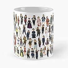 Every Clara Outfit Ever Classic Mug