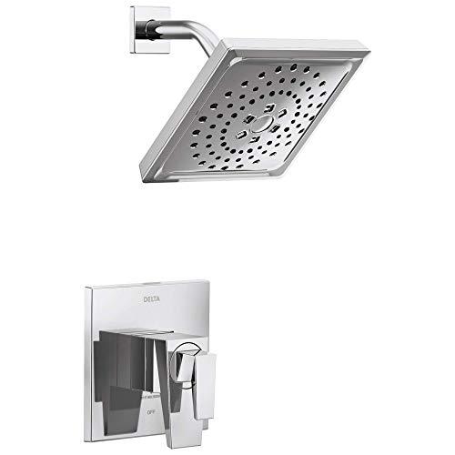Delta T17243 Trillian Monitor 17 Series Trim Shower Only, Chrome