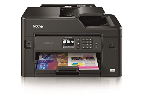 Brother MFC-J5330DW Multifunktionsdrucker 4 in 1 Tintenstrahldrucker Pro – Business Smart – A3 – Automatischer beidseitiger Drucker, Airprint