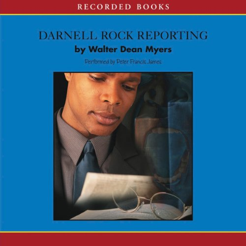 Darnell Rock Reporting audiobook cover art