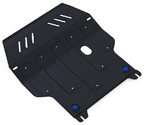 Motorschutzplatte Unterfahrschutz für Motor und Getriebe — Stahl 1,8mm — Leon/Bora, Golf 4, New Beetle - AUTORANGER