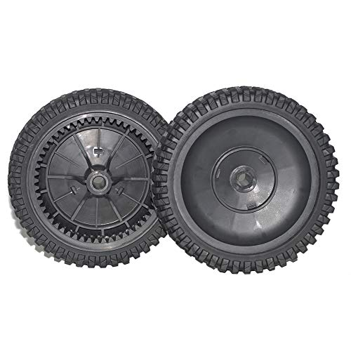 Outdoors & Spares Mower Drive Wheels for 180775 700953 532180775 Replaces Oregon 72-077 Pack of 2