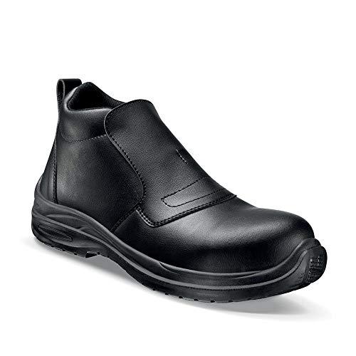 Lemaitre BMHLS20NR BLACKMAX HIGH S2 - Zapatos de seguridad para hombre, color negro, talla 40