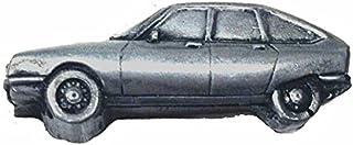 Spilla classica per auto francese GS ref48 effetto peltro