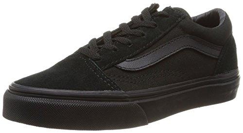 Vans Kids Old Skool Black/Blk Skate Shoe
