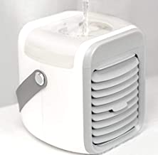 Blaux Portable Air Conditioner Unit Rapid Cooling in 30 Seconds Air Filtration Cord Free Operation