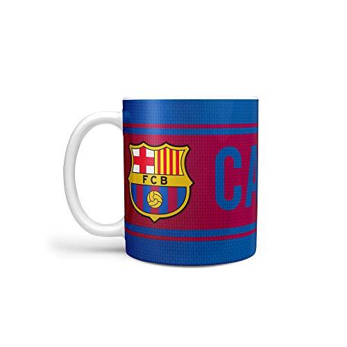 Tasse officielle en céramique de la marque FC BARCELONA ...