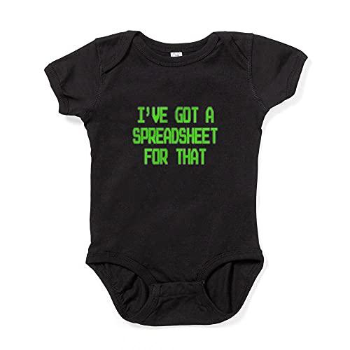 ABADI Body de bebé de hoja de cálculo