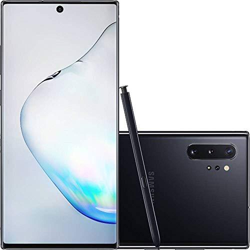Smartphone Samsung Galaxy Note 10+ (Preto)