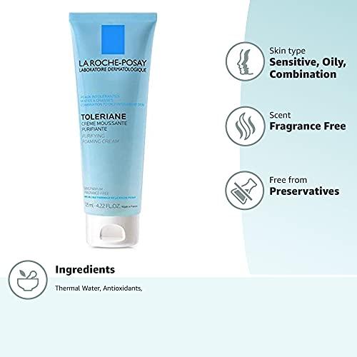 LaRoche-Posay(ラロッシュポゼ)【洗顔料】トレリアンフォーミングクレンザー125mL