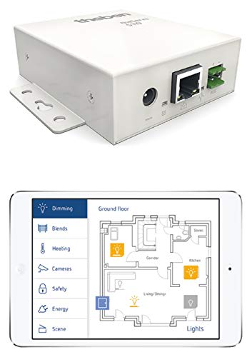 Theben 8254100 Serva S110 KNX Visiualisierung zur Steuerung der Gebäudeautomation