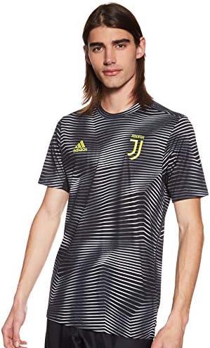 Adidas Men's Juventus Home Pre-Match Jersey Jersey (Short Sleeve ...