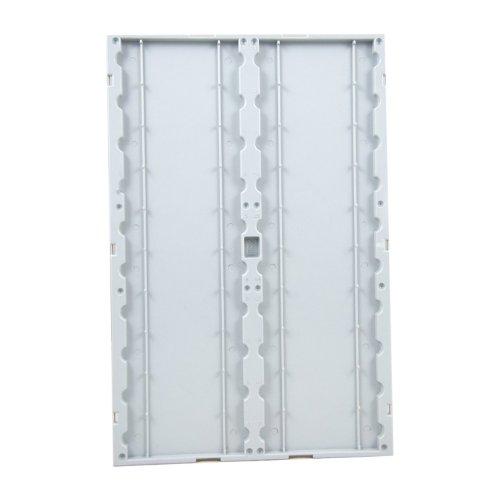 Dyn-A-Med 62680 Plastic 20-Place Slide-Vu Pop Up Slide Folder, 12' x 8' x 8' Size (Case of 12)