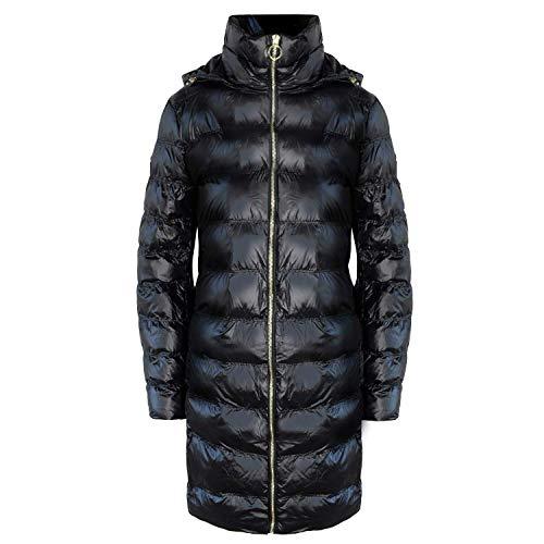 Michael Michael Kors Women's Black Down 3/4 Packable Coat
