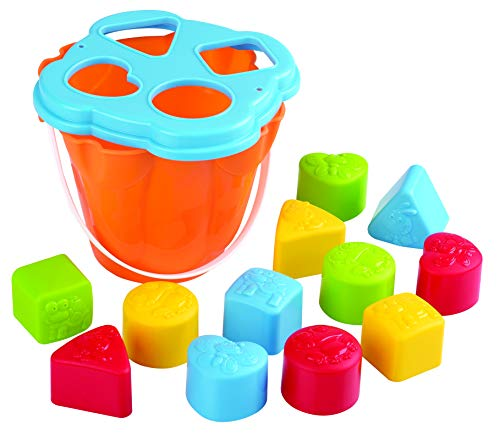 """SHAPE SORTING BUCKET  BIG PRICE DROP  NO CODE     If you snag it : COMMENT: """"ITSMINE"""" : ▬▬▬…"""