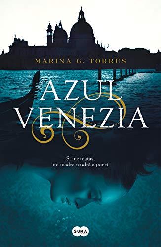 Azul Venezia (Tinta negra)