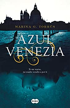 Book's Cover of Azul Venezia Versión Kindle