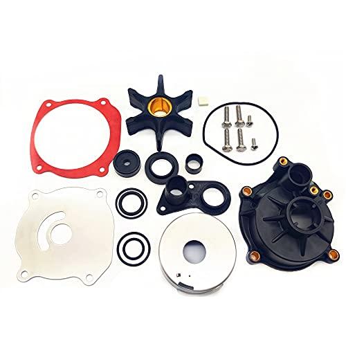 HCO-YU Kit de Impulsor de la Bomba de Agua Cabe para Suzuki Outboard DT DF 20 25 30 40 50 HP 17400-96353