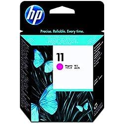 HP C4812A Cabezal de impresión HP 11 + C4813A Cabezal de impresión ...