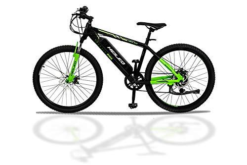 Toutche HEILEO Unisex M100 Electric Mountain Bicycle,...