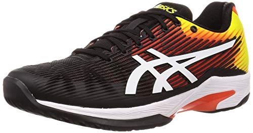 Asics 1041A003-809_42, Chaussures de Tennis Homme, Black
