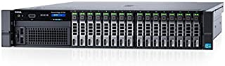 Dell PowerEdge R730 16 Bay SFF 2U Server, 2X Xeon E5-2690 V3 2.6GHz 12 Core, 128GB DDR4 Memory, H330, 4X 300GB 15K SAS 2.5 Drives, NVIDIA K80, iDRAC 8 Express, 2X 1100W PSUs (Renewed)