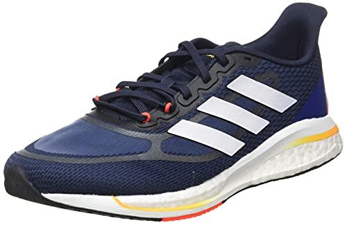 adidas Supernova + M, Zapatillas de Running Hombre, Tinley/FTWBLA/Dorsol, 42 EU