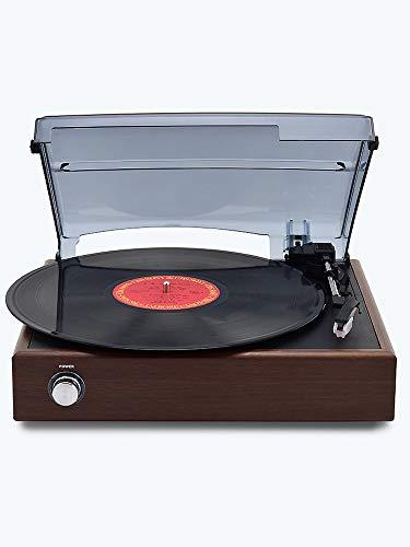 JSX Retro LP platenspeler Bluetooth vinyl platenspeler startpagina News speler Retro Gramofoon oude platenspeler ingebouwde luidspreker