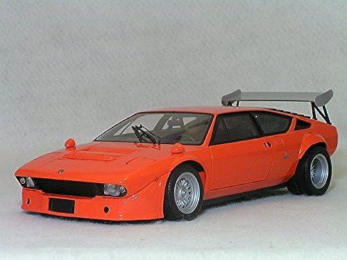 para barato Lamborghini Urraco Rally Rally Rally w Rear Wing (naranja) (Diecast model) by Kyosho  punto de venta barato