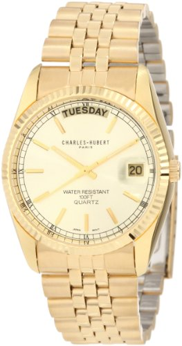 Charles-Hubert, Paris Men's 3400-OY Classic Collection  Watch