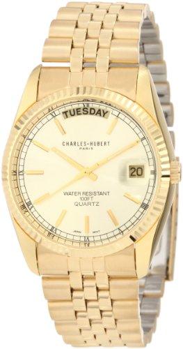 Charles-Hubert, Paris Men's 3400-OY Classic Collection Watch