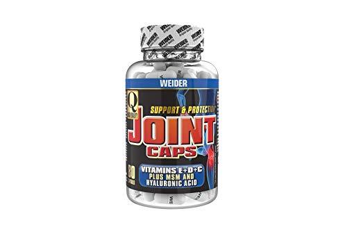 Weider, Joint Caps, 1er Pack (1x 80 Kapseln)