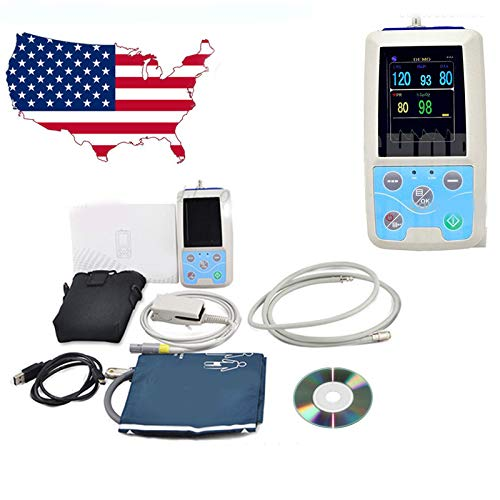 LWQ Tragbare Patientenmonitor Pulsfrequenzmesser