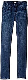 ハドソン Hudson Kids キッズ 女の子 ジーンズ ジーパン デニム Presden Blue Christa Five-Pocket Skin [並行輸入品]