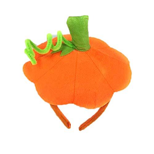 Halloween Cerchietto Zucca Cerchietto per Capelli Halloween Costume Zucca