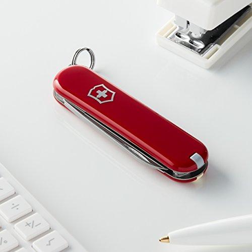 Victorinox Swiss Army Classic SD Pocket Knife, Red ,58mm