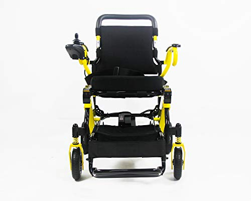 Forcemech Voyager R2 - Ultra Portable Folding Electric Wheelchair Only 43lbs Weight
